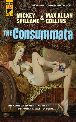 The Consummata Cover