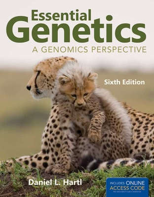 Essential Genetics: A Genomics Perspective: A Genomics Perspective Cover Image