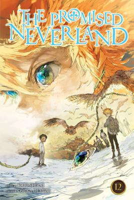 The Promised Neverland, Vol. 12 Cover Image