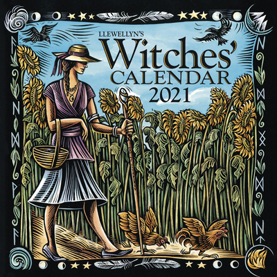 Llewellyn's 2021 Witches' Calendar Cover Image