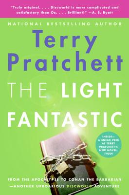 The Light Fantastic Cover Image