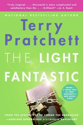 The Light Fantastic (Discworld Novels) Cover Image