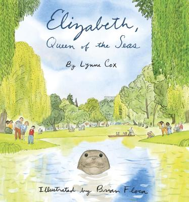 Elizabeth, Queen of the Seas Cover