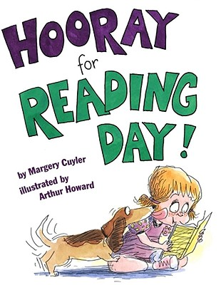 Hooray for Reading Day! Cover