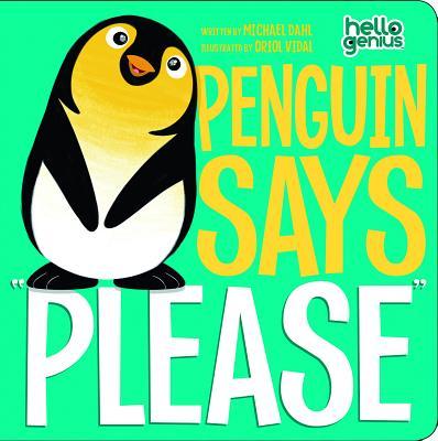 Penguin Says Please (Hello Genius) Cover Image