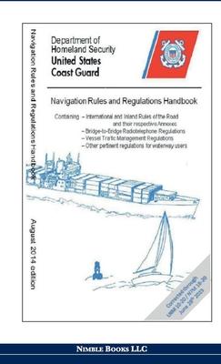 Navigation Rules and Regulations Handbook Cover Image