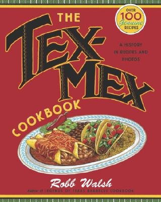 The Tex-Mex Cookbook Cover