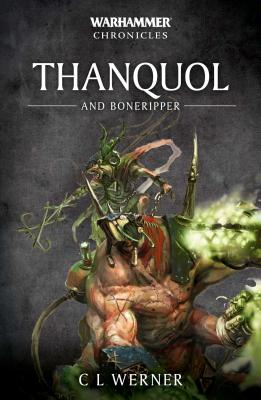 Thanquol and Boneripper (Warhammer Chronicles) Cover Image