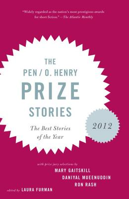The Pen/O. Henry Prize Stories 2012 Cover