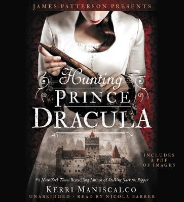 Hunting Prince Dracula Lib/E (Stalking Jack the Ripper #2) Cover Image