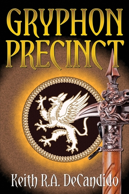 Cover for Gryphon Precinct