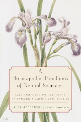 A Homeopathic Handbook of Natural Remedies Cover