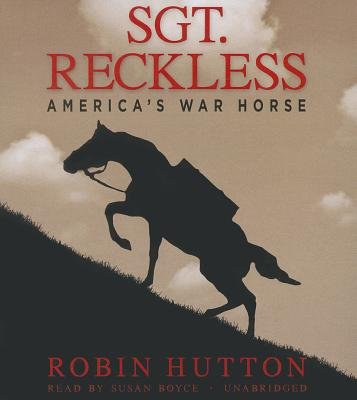 Sgt. Reckless: America's War Horse Cover Image