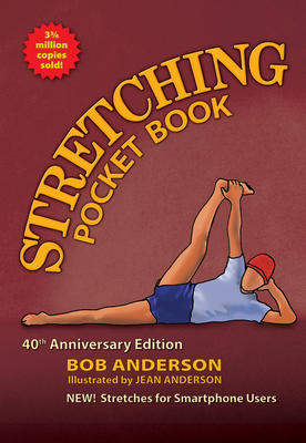 Stretching Pocket Book: 40th Anniversary Edition Cover Image