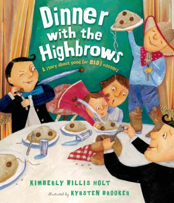 Cover for Dinner with the Highbrows