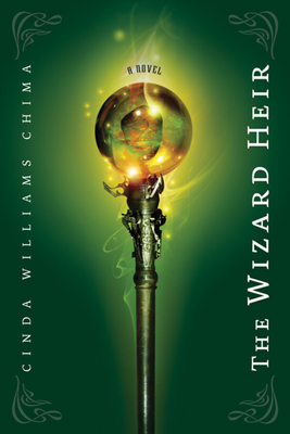 The Wizard Heir (Heir Chronicles) Cover Image
