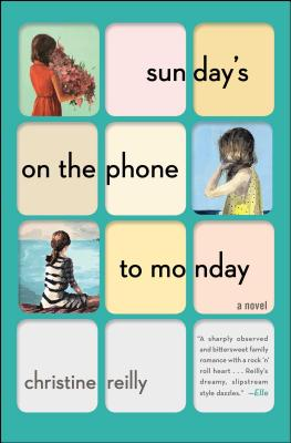 Sunday's on the Phone to Monday Cover