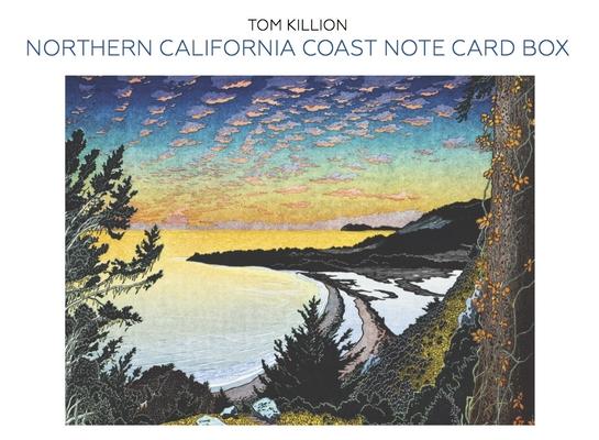 Northern California Coast Note Card Box Cover Image