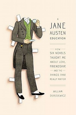 A Jane Austen Education Cover