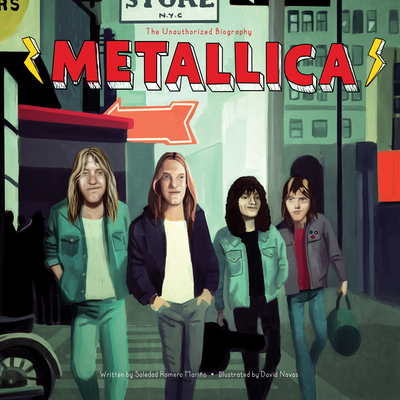 Metallica: The Unauthorized Biography Cover Image
