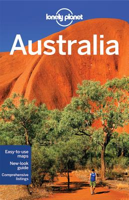 Lonely Planet Australia Cover Image