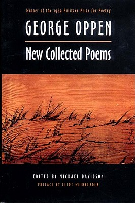 New Collected Poems Cover