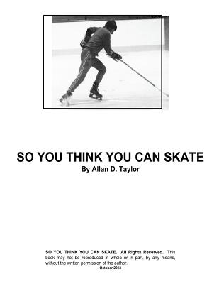 So You Think You Can Skate Cover Image