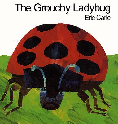 The Grouchy Ladybug Cover Image
