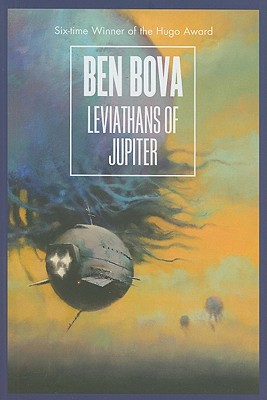 Leviathans of Jupiter Cover