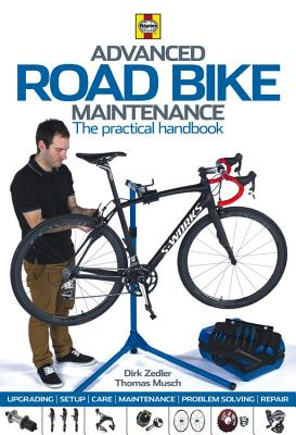 Advanced Road Bike Maintenance: The Practical Handbook Cover Image
