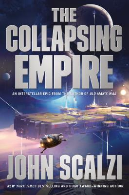 cover art The Collapsing Empire