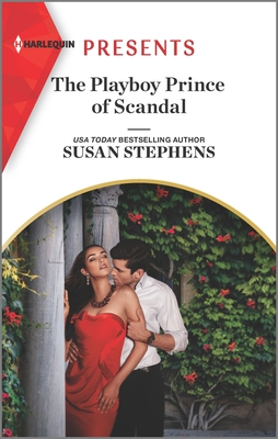 The Playboy Prince of Scandal Cover Image