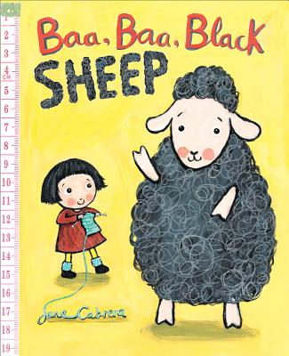 Cover for Baa, Baa, Black Sheep (Jane Cabrera's Story Time)