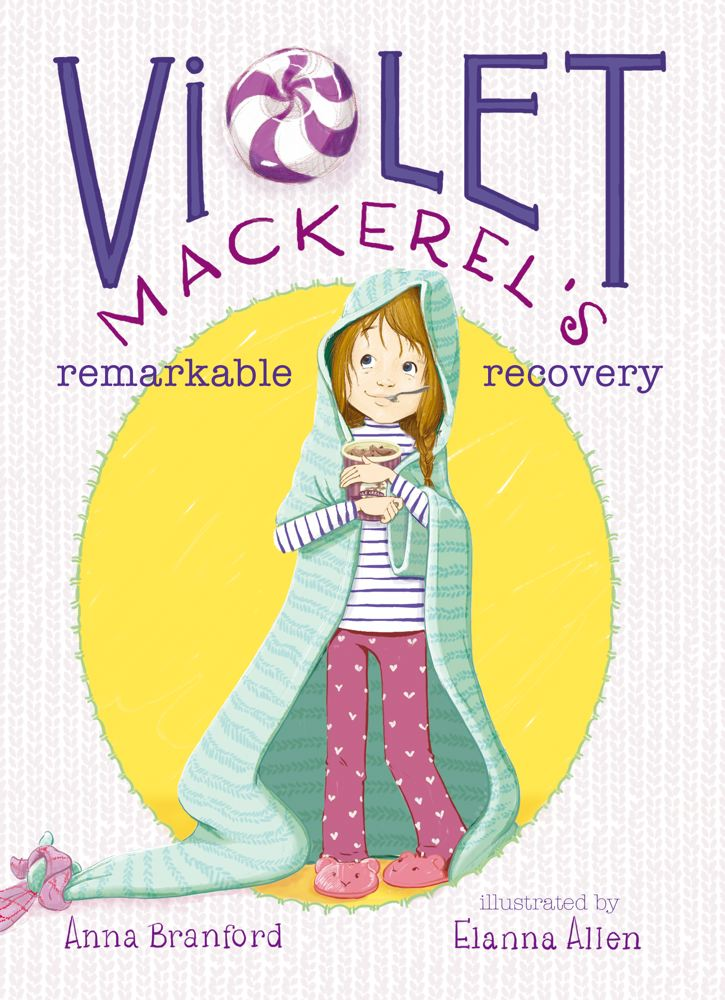 Violet Mackerel's Remarkable Recovery Cover