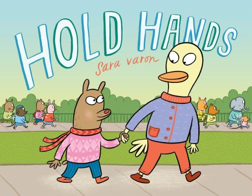 Hold Hands Cover Image