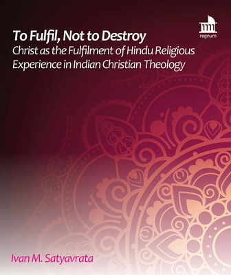 Cover for To Fulfil, Not to Destroy