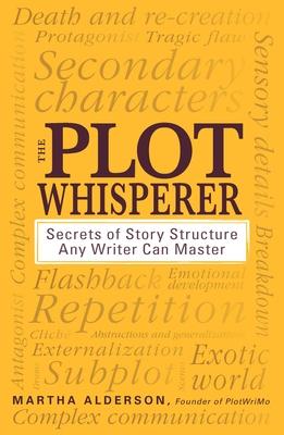 The Plot Whisperer Cover