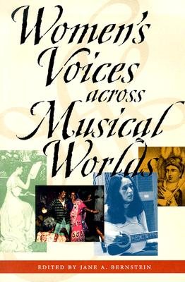 Women's Voices Across Musical Worlds Cover Image