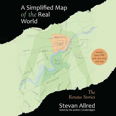 Cover for A Simplified Map of the Real World Lib/E