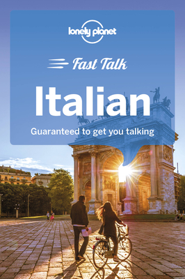 Lonely Planet Fast Talk Italian Cover Image