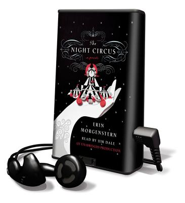 The Night Circus (Playaway Adult Fiction) Cover Image