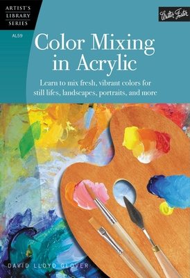 Color Mixing in Acrylic Cover