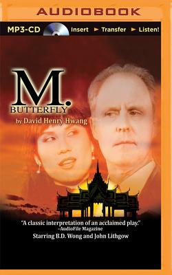M. Butterfly Cover Image