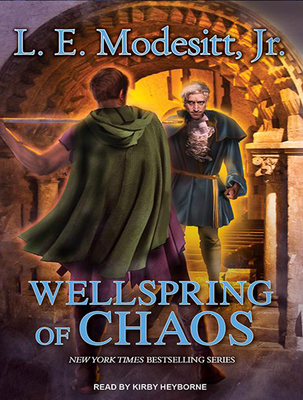 Wellspring of Chaos (Saga of Recluce (Audio) #12) Cover Image