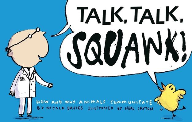 Talk, Talk, Squawk! Cover