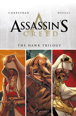 Assassin's Creed: The Hawk Trilogy Cover Image