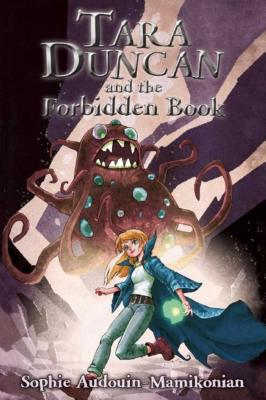 Tara Duncan and the Forbidden Book (Tara Duncan Series) Cover Image