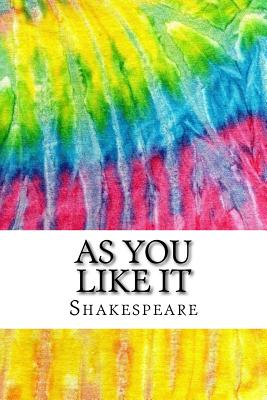 As You Like It: Includes MLA Style Citations for Scholarly Secondary Sources, Peer-Reviewed Journal Articles and Critical Essays (Squi Cover Image
