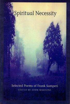 Spiritual Necessity Cover