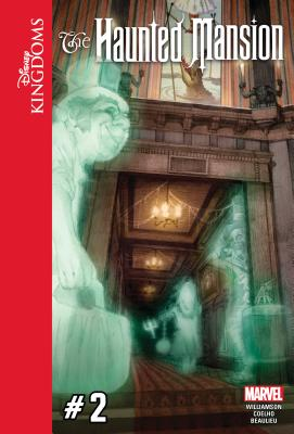 Disney Kingdoms: The Haunted Mansion #2 Cover Image